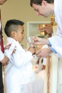 First Communion Parkside